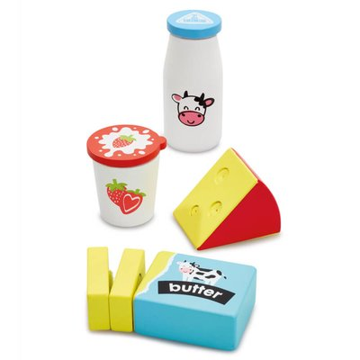 ELC Wooden Dairy Set