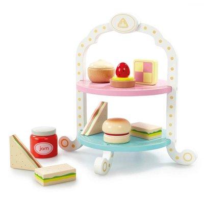 ELC Wooden Afternoon Tea Playset