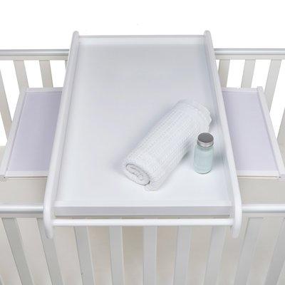 Tutti Bambini Cot Top Changer Universal - White Finish - Default