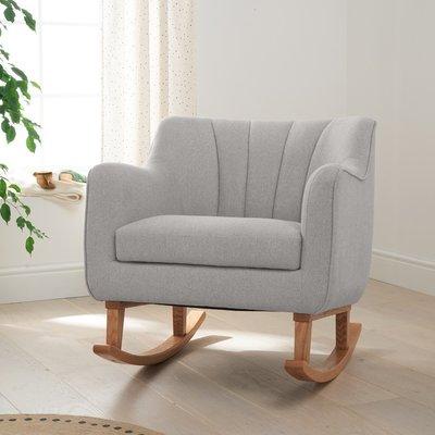 Tutti Bambini Noah Rocking Chair - Grey