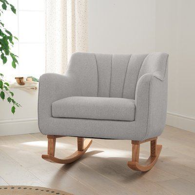 Tutti Bambini Noah Rocking Chair - Grey - Default