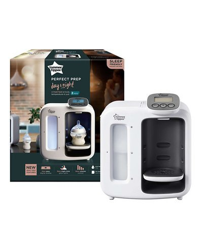 Tommee Tippee Perfect Prep Day & Night - White
