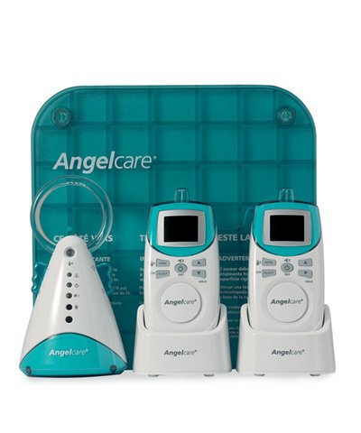 Angelcare Movement and Sound Monitor AC402
