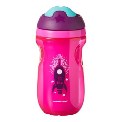 Tommee Tippee 12m+ Insulated Active Sippee Cup - Pink