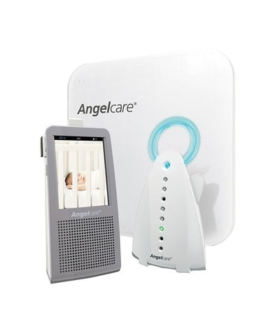 Angelcare AC1100 Video, Movement and Sound Baby Monitor