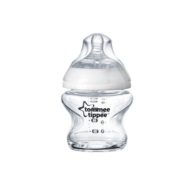 Tommee Tippee 150ml Glass Bottle