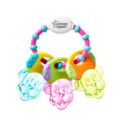 Tommee Tippee Teether & Play Teether Key