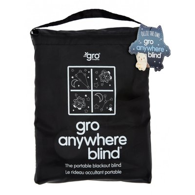 Tommee Tippee Ollie The Owl Gro Anywhere Blackout Blind - Default