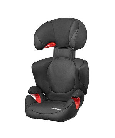 Maxi-Cosi Rodi XP2 Highback Booster Seat - Night Black