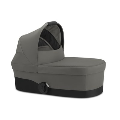 Cybex Cot S Carry Cot - Soho Grey - Default