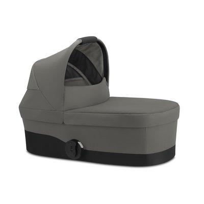 Cybex Cot S Carry Cot - Soho Grey