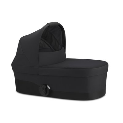 Cybex Cot S Carry Cot - Deep Black