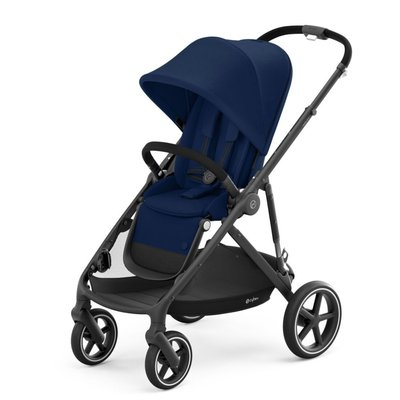 Cybex Gazelle S Taupe Pushchair - Navy Blue - Default