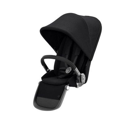Cybex Gazelle S Black Seat Unit - Deep Black
