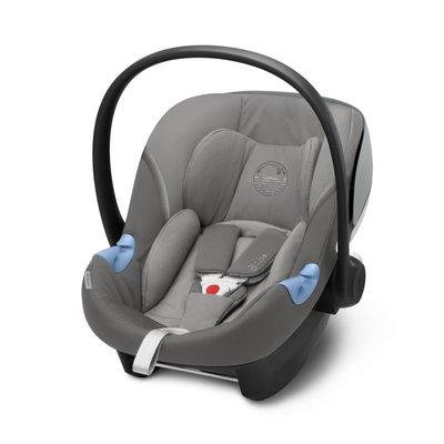 Cybex Aton M iSize Car Seat - Soho Grey