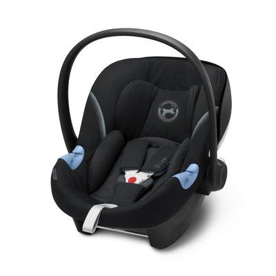 Cybex Aton M iSize Car Seat - Deep Black - Default