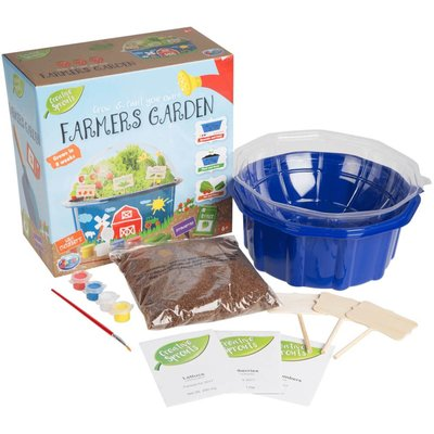 Grow and Paint Your Own Farmers Garden