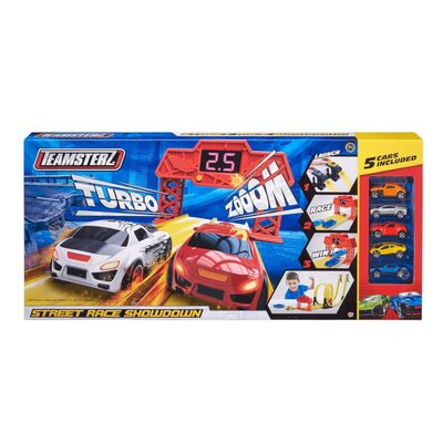 Teamsterz Street Race Showdown
