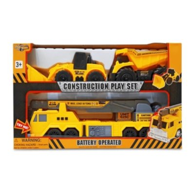 Construction Vehicle Playset