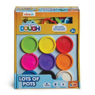 Nick Jr Ready Steady Dough - Lots of Pots