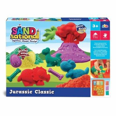 Sandsational Jurassic Classic