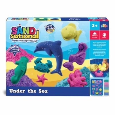 Sandsational Under The Sea