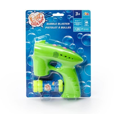 Bubble Blaster - Green/Blue (Colours Vary)