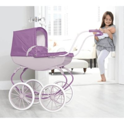 Carriage Pram - Purple