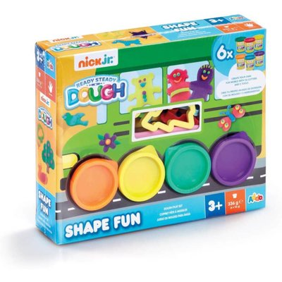 Nick Jr Dough Shape Fun