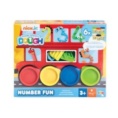 Nick Jr Dough Number Fun