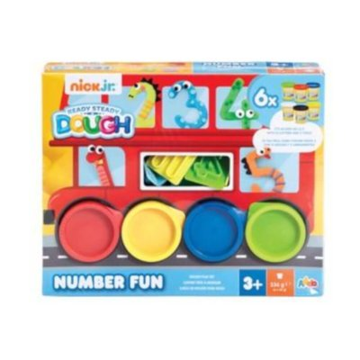 Nick Jr Dough Number Fun