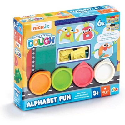 Nick Jr Dough Alphabet Fun
