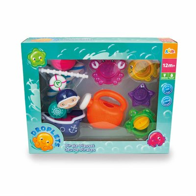 Bathtime Fun Pirate Playset