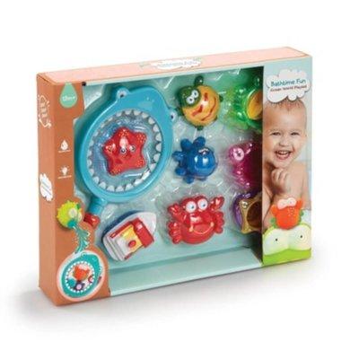 Bathtime Fun Ocean World Playset