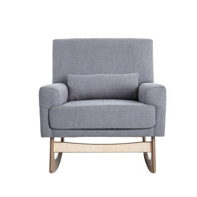 Gaia Baby Serena Rocking Chair- Dove