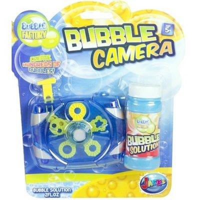 Bubble Camera Blue