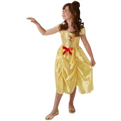 Disney Princess Belle Fancy Dress Costume Box Set