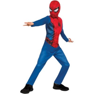 Marvel Spider-Man Far From Home Fancy Costume Box