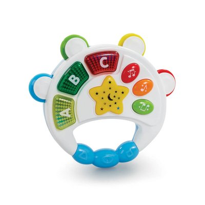 Little Lot Babys First Tambourine