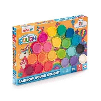 Nick Jr Dough Rainbow