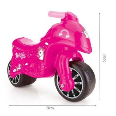 Dolu My First Moto Unicorn Motorbike