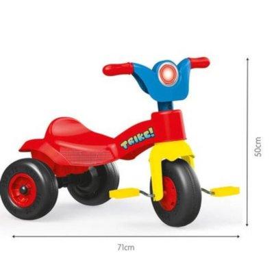 Dolu Racer Trike - Red
