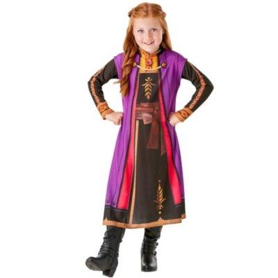 Frozen 2 Dress Up - Anna