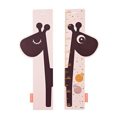 Done By Deer Height Measurement Chart - Powder