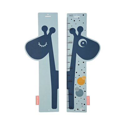 Done by Deer Height Measurement Chart - Blue