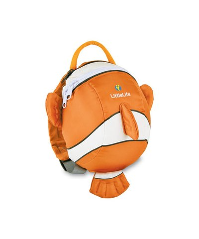 LittleLife Toddler Daysack - Clownfish