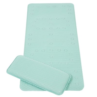 Clevamama Bath Mat & Kneeling Cushion