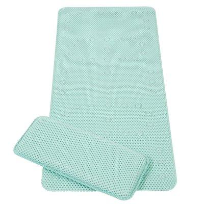 Clevamama Bath Mat & Kneeling Cushion