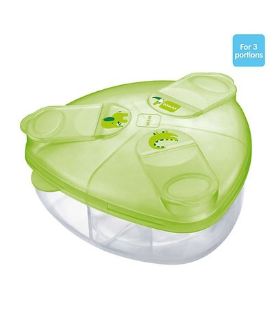 MAM Milk Powder Dispenser - Green