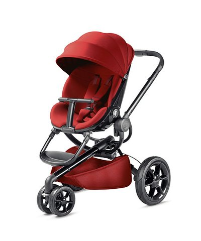 Quinny Moodd Pushchair - Red Rumour